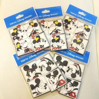 ディズニー(Disney)の【新品未開封】ディズニー コースター 5枚セット(テーブル用品)