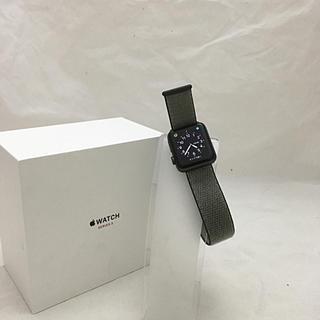 アップルウォッチ(Apple Watch)の★美品!AppleWatch Series 3GPS Cellular42mm(スマートフォン本体)