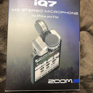 ZOOM iQ7