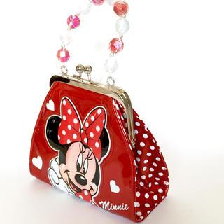 ディズニー(Disney)の新品 ミニーマウス ミニハンドバッグ(ハンドバッグ)