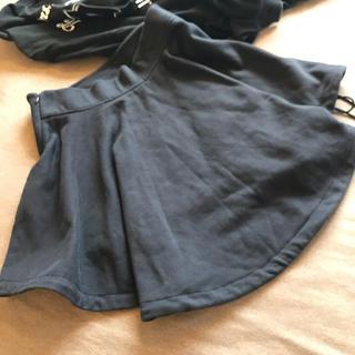 アディダス(adidas)の★Y-3 スウェット変形スカート★(ミニスカート)