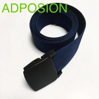 アドポーション(ADPOSION)の新品 ADPOSION アドポーション ベルト ロングベルト GIベルト(ベルト)