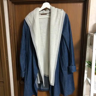 ジェイフェリー(J.FERRY)の2着セット  フード付きコート、パーカー(パーカー)