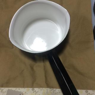 ノダホーロー(野田琺瑯)の野田琺瑯 ノマク ミルクパン(鍋/フライパン)