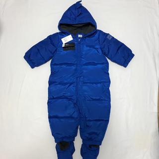 9215299a8b5de 新品 ベビーギャップ 防寒 ダウン カバーオール 70 ジャンプスーツ アウター · ジャケット コート
