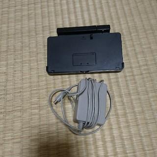 ニンテンドー3DS(ニンテンドー3DS)の任天堂3DS 充電器(バッテリー/充電器)