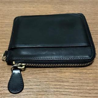 ガンゾ(GANZO)のGANZO L字ファスナー 小財布(折り財布)