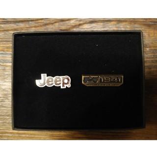 ジープ(Jeep)のジープ 75thピンバッチ(バッジ/ピンバッジ)