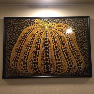 草間彌生 かぼちゃ 1000P 完成品(絵画/タペストリー)