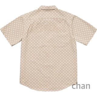 1502afabe0 シュプリーム(Supreme)の1月破格 supreme polka dot denim shirt(シャツ)