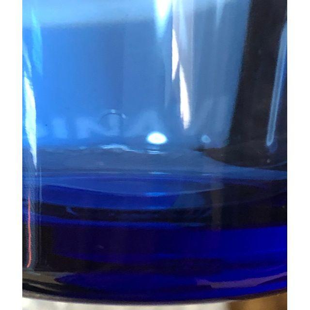 iittala(イッタラ)の【新品未使用】イッタラ カルティオ ブルー タンブラー2個セット インテリア/住まい/日用品のキッチン/食器(タンブラー)の商品写真