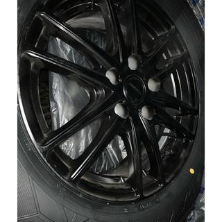 グッドイヤー(Goodyear)のアルファード 新品スノータイヤホイール4本セット(タイヤ・ホイールセット)