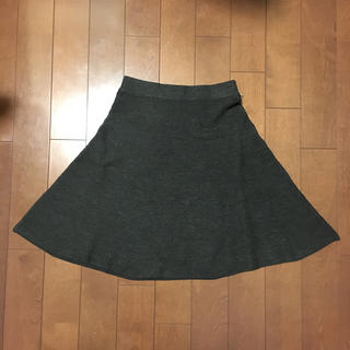 ギャラリービスコンティ(GALLERY VISCONTI)のギャラリービスコンティ  ニットスカート(ひざ丈スカート)