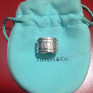 ティファニー(Tiffany & Co.)の研磨剤 ティファニー アトラス リング 16号(リング(指輪))
