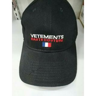 サンベットモン(saintvêtement (saintv・tement))のvetements キャップ ヴェトモン 帽子n(キャップ)