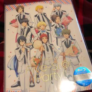 アイドルマスター SideM Five-St@r Party!! Blu-ray(声優/アニメ)