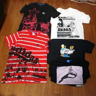アディダス(adidas)のadidas originals Tシャツ 5点セット(Tシャツ/カットソー(半袖/袖なし))