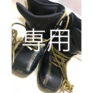 ディーラックス(DEELUXE)の値下げ!スノボブーツ メンズ26.0 DEELUXE(ブーツ)