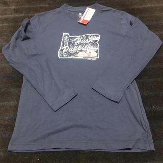 ハッシュパピー(Hush Puppies)のHush Puppies 長袖Tシャツ ロンT トップス M メンズ 新品未使用(Tシャツ/カットソー(七分/長袖))