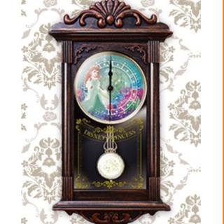 ディズニー(Disney)のプリンセス掛け時計(掛時計/柱時計)
