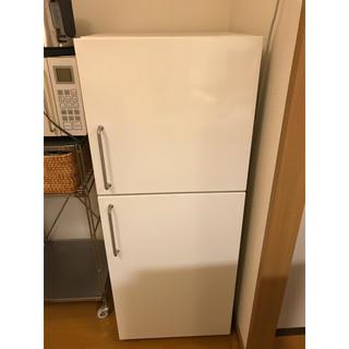 ムジルシリョウヒン(MUJI (無印良品))のひめたさま専用★1/25まで★無印良品 冷蔵庫(冷蔵庫)