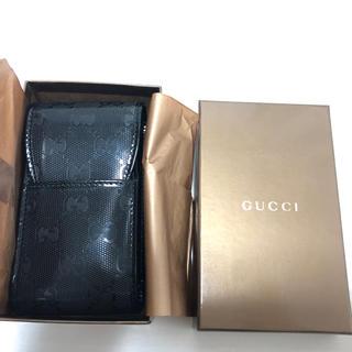 グッチ(Gucci)の【未使用品】GUCCI  シガレットケース(タバコグッズ)