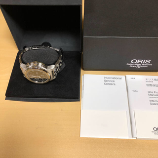 オリス(ORIS)のORIS 腕時計(腕時計(アナログ))