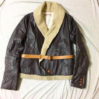ザドレスアンドコーヒデアキサカグチ(The Dress & Co. HIDEAKI SAKAGUCHI)の新品未使用 Dress&Co. ドレスアンドコー レザージャケット(その他)