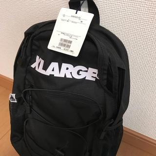 エクストララージ(XLARGE)のXLARGE KIDS  ロゴ×コードリュックサック(リュックサック)