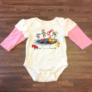 Baby & Toddler Clothing Paul Frank Baby Girl Bodysuit Size 000 Clothing, Shoes & Accessories