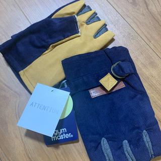 ジムマスター(GYM MASTER)のジムマスター 指ぬき手袋(手袋)