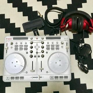 VESTAX SPIN2 オーディオテクニカ ヘッドフォン(DJコントローラー)