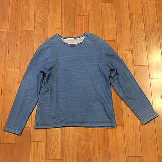 ニュアンス(niuhans)のniuhans Indigo Dye L/S Sweat Shirt サイズ2(スウェット)