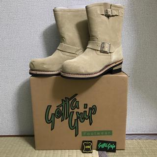 ゲッタグリップ(GETTA GRIP)の1度使用 ドクターマーチンの姉妹ブランド GettaGrip エンジニアブーツ (ブーツ)