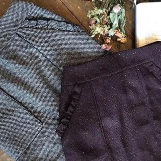 シェリーモナ(Cherie Mona)のフリルミックススカート(ミニスカート)