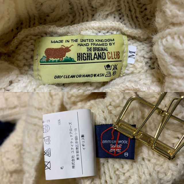 Hiland Club(ハイランドクラブ)の☆ ハイランド クラブ タートルネック ニット ☆ レディースのトップス(ニット/セーター)の商品写真