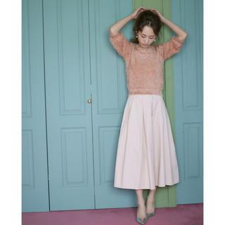 シェリーモナ(Cherie Mona)の週末お値下げシャカシャカロングスカート(ひざ丈スカート)