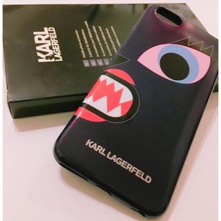 カールラガーフェルド(Karl Lagerfeld)のiPhone6プラス スマホケース KARLLAGERFELD(iPhoneケース)
