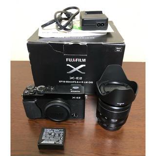 富士フイルム - FUJIFILM X-E2 レンズキット