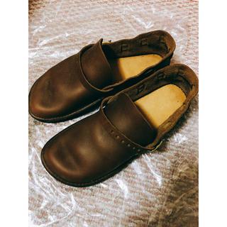 アウロラ(AURORA)のオーロラシューズ /MIDDLE ENGLISH(ローファー/革靴)