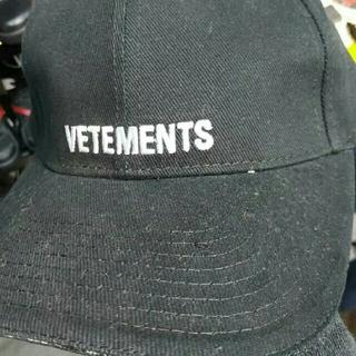 サンベットモン(saintvêtement (saintv・tement))のVetements キャップ(キャップ)