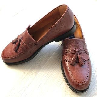 アレンエドモンズ(Allen Edmonds)の【未使用】Lavorazione Artigiana紳士革靴24.5(ドレス/ビジネス)