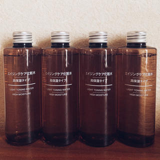 ムジルシリョウヒン(MUJI (無印良品))の無印良品 エイジングケア 化粧水 高保湿(化粧水 / ローション)
