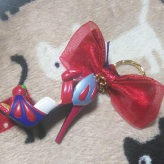 シラユキヒメ(白雪姫)の白雪姫のキーホルダー(キーホルダー)
