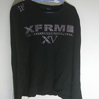 トランスフォーム(Xfrm)のXfrmのロンT&ハーフパンツ未使用に近い(Tシャツ(長袖/七分))