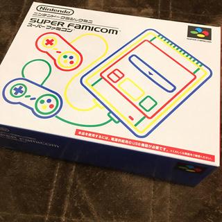 スーパーファミコン(スーパーファミコン)のスーパーファミコン ミニ スーパーファミコンミニ(家庭用ゲーム本体)
