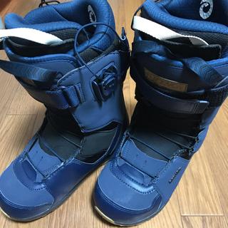 ディーラックス(DEELUXE)のDEELUXEディーラックス●DEEMONディーモン メンズ  ブーツ 25.5(ブーツ)
