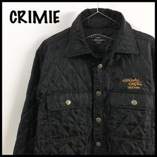 クライミー(CRIMIE)の新年特価 CRIMIE クライミー キルティングジャケット(ナイロンジャケット)