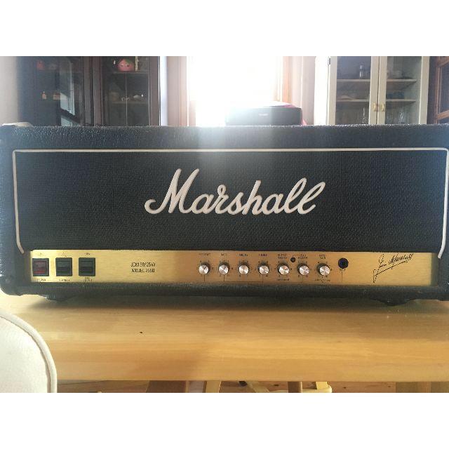 Marshall 2550 Black Jubliee マーシャル ジュビリー 楽器のギター(ギターアンプ)の商品写真