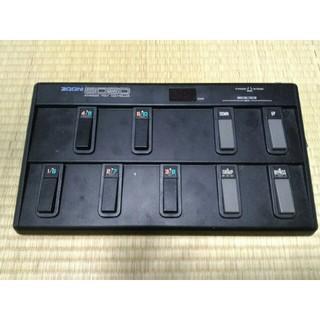 ズーム(Zoom)のジャンク品 ZOOM 8050 MIDIフットペダル (エフェクター)